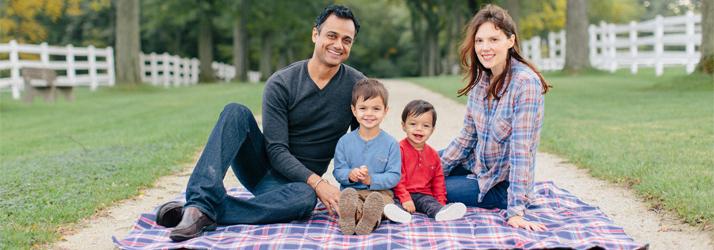 Chiropractor Newport Beach CA Dr Bobby Gill Family
